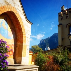 The two castles near Fussen