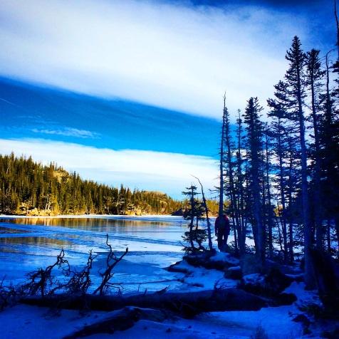 Frozen Loch Vail